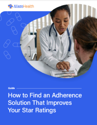 How to Find an Adherence Solution That Improves Your Star Ratings - Cover